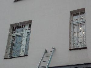 Решетки на окна ковка Киев.